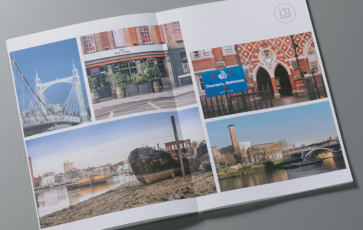 131 Battersea Brochure spread