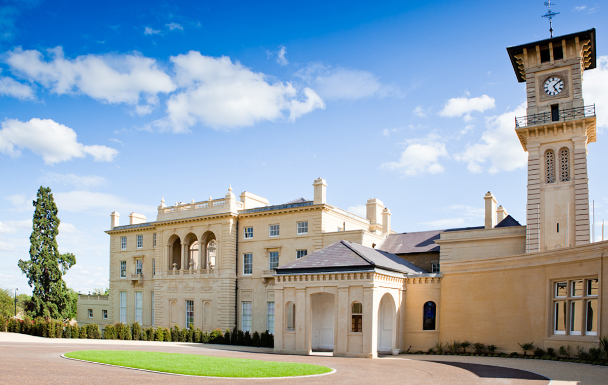 Bentley Priory property marketing case study