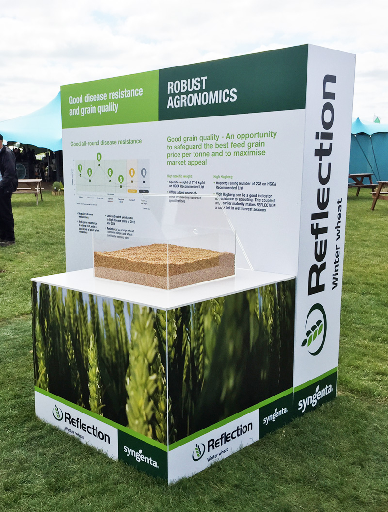 Syngenta Cereals Event 2015