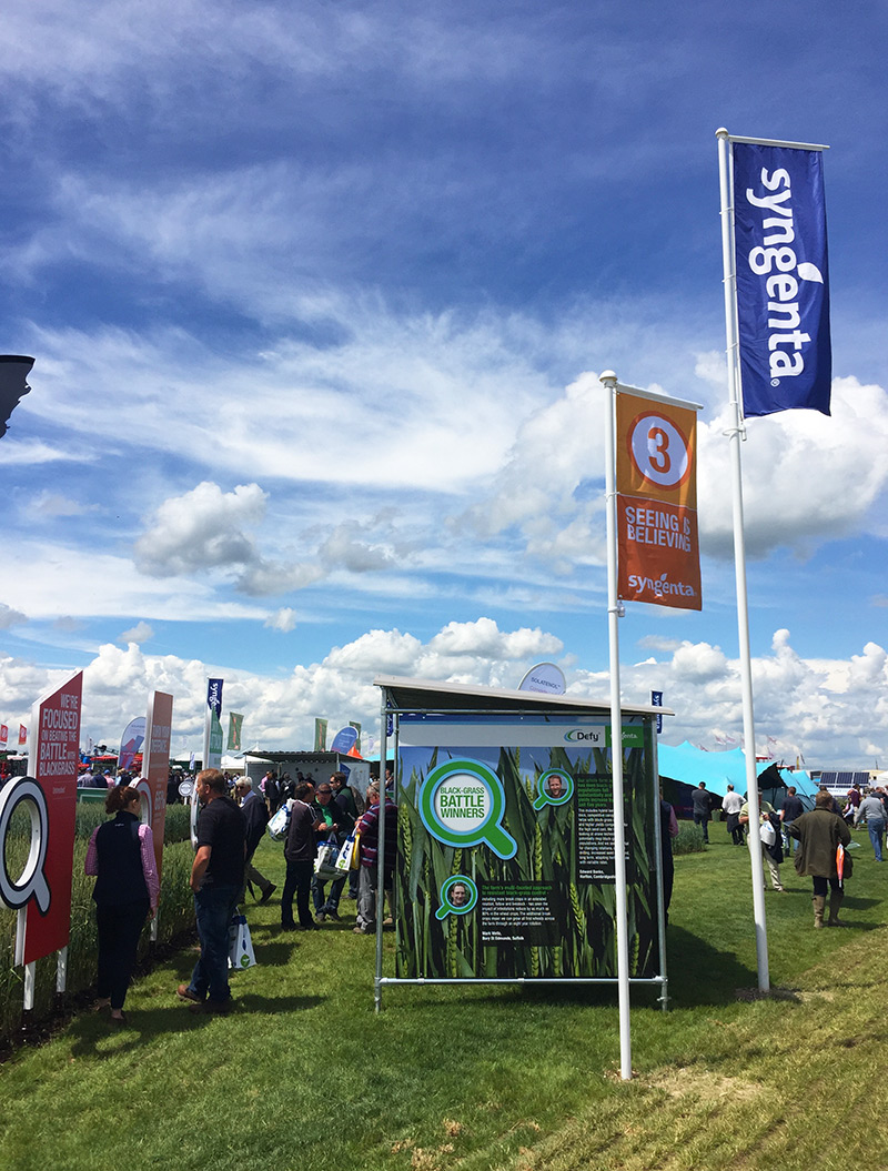 Syngenta Cereals Event 2016