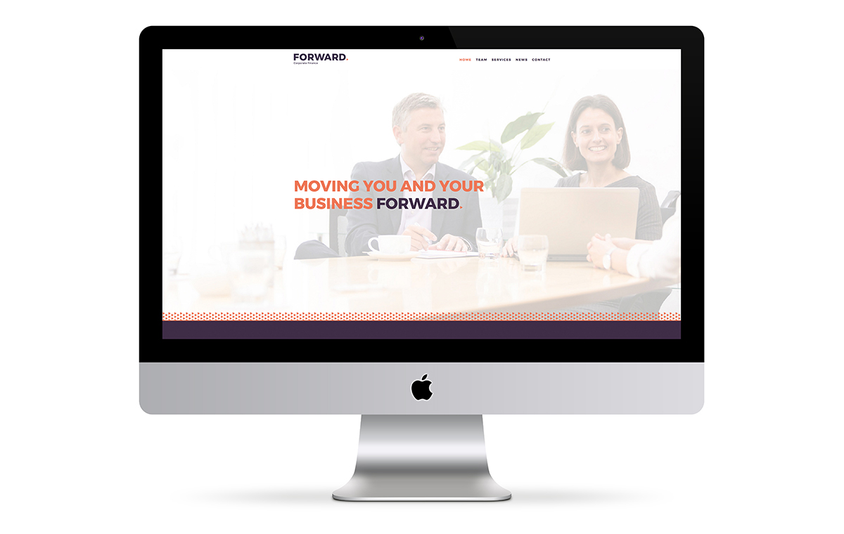 Forward Corporate Finance website