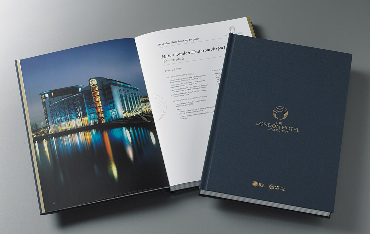 The London Hotel Collection Brochure