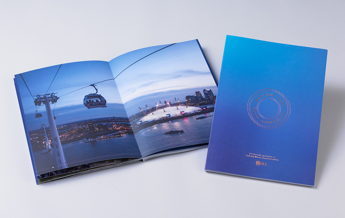 Maritime View brochure spread