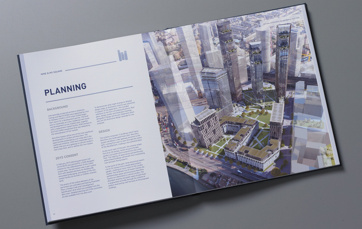 Nine Elms Square brochure