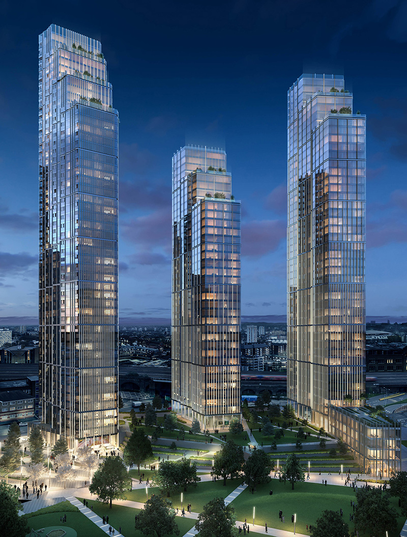 Nine Elms Square Case Study