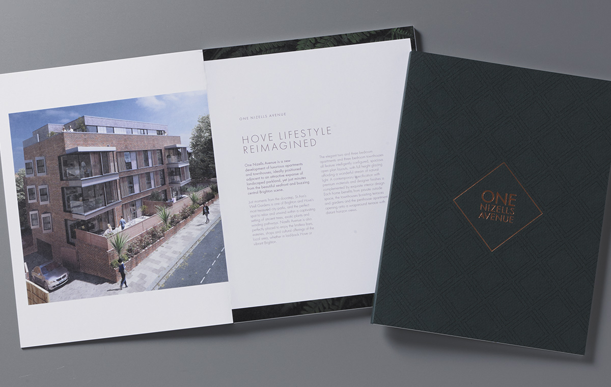 One Nizells Avenue Brochure