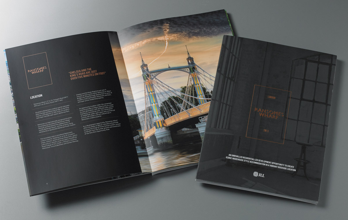 Ransome's Wharf Brochure