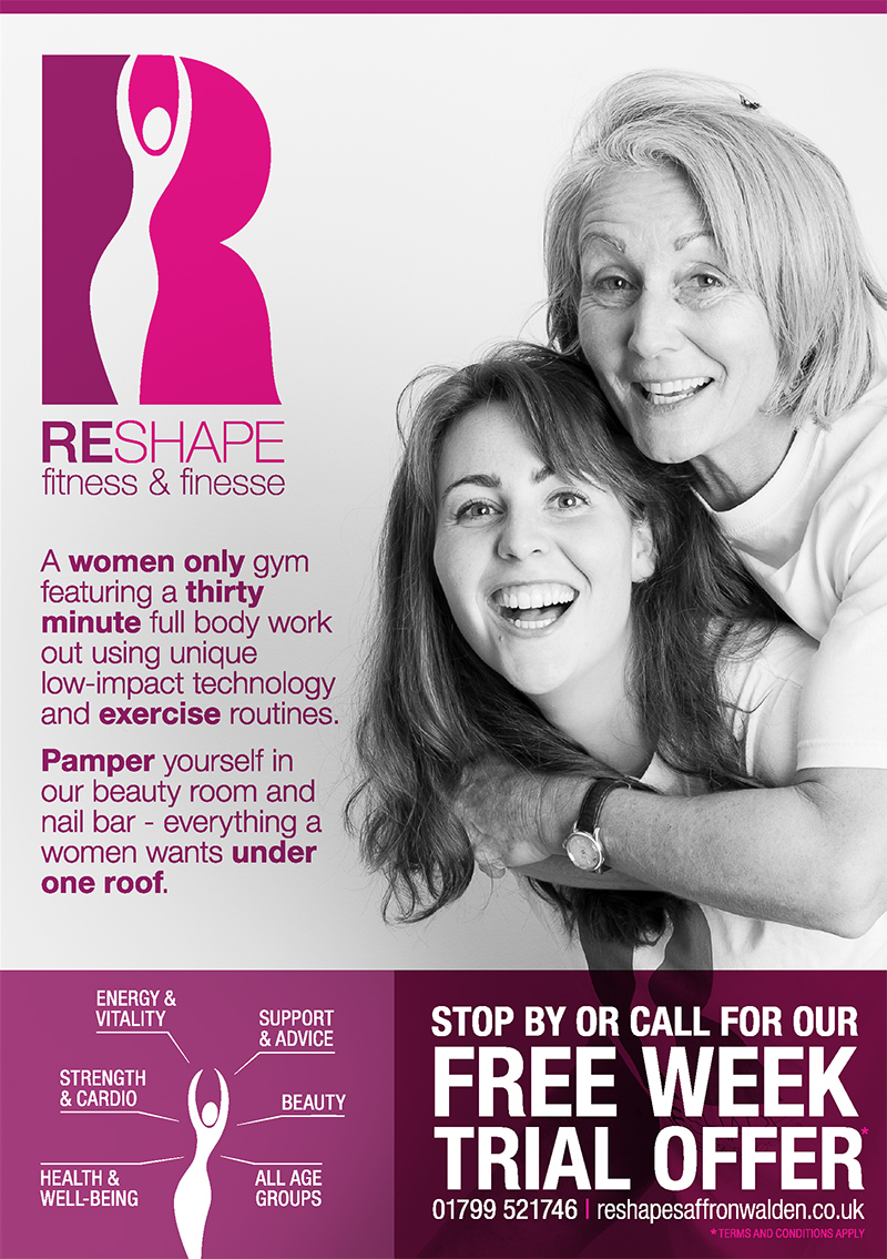 Reshape Fitness & Beauty offer