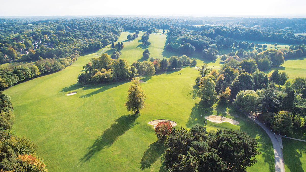 Selsdon Park Hotel golf course
