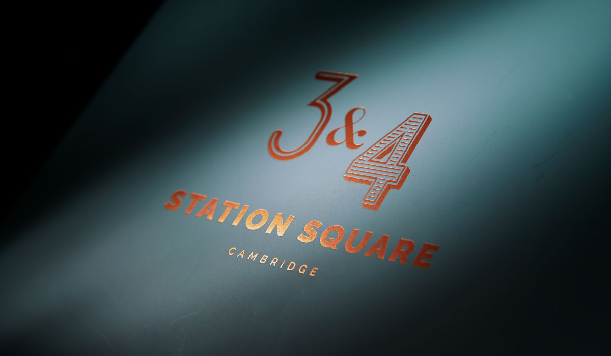 3 & 4 Station Square brochure cover