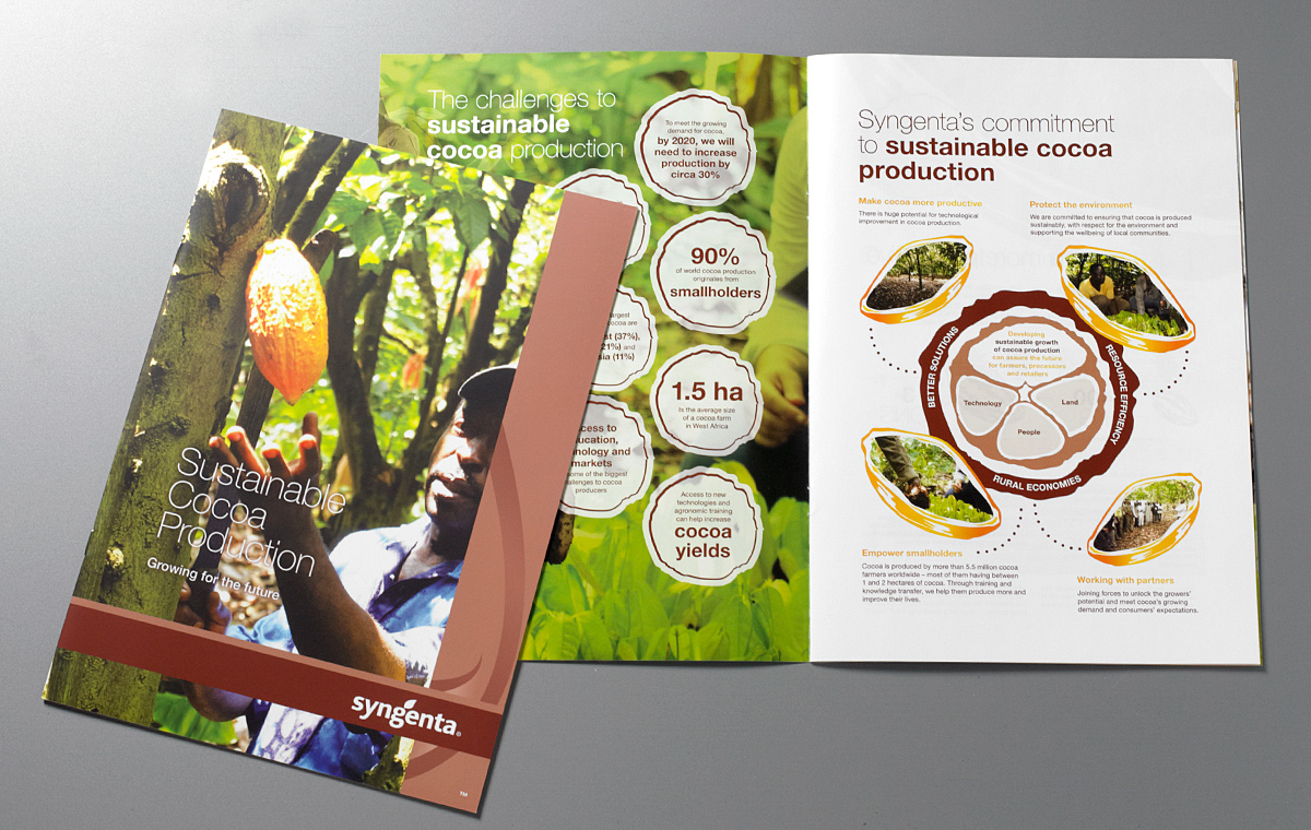 Syngenta Sustainable Cocoa Protection