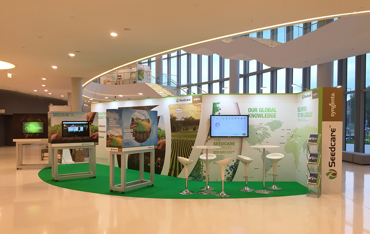 Syngenta ISF World Seed Congress 2015