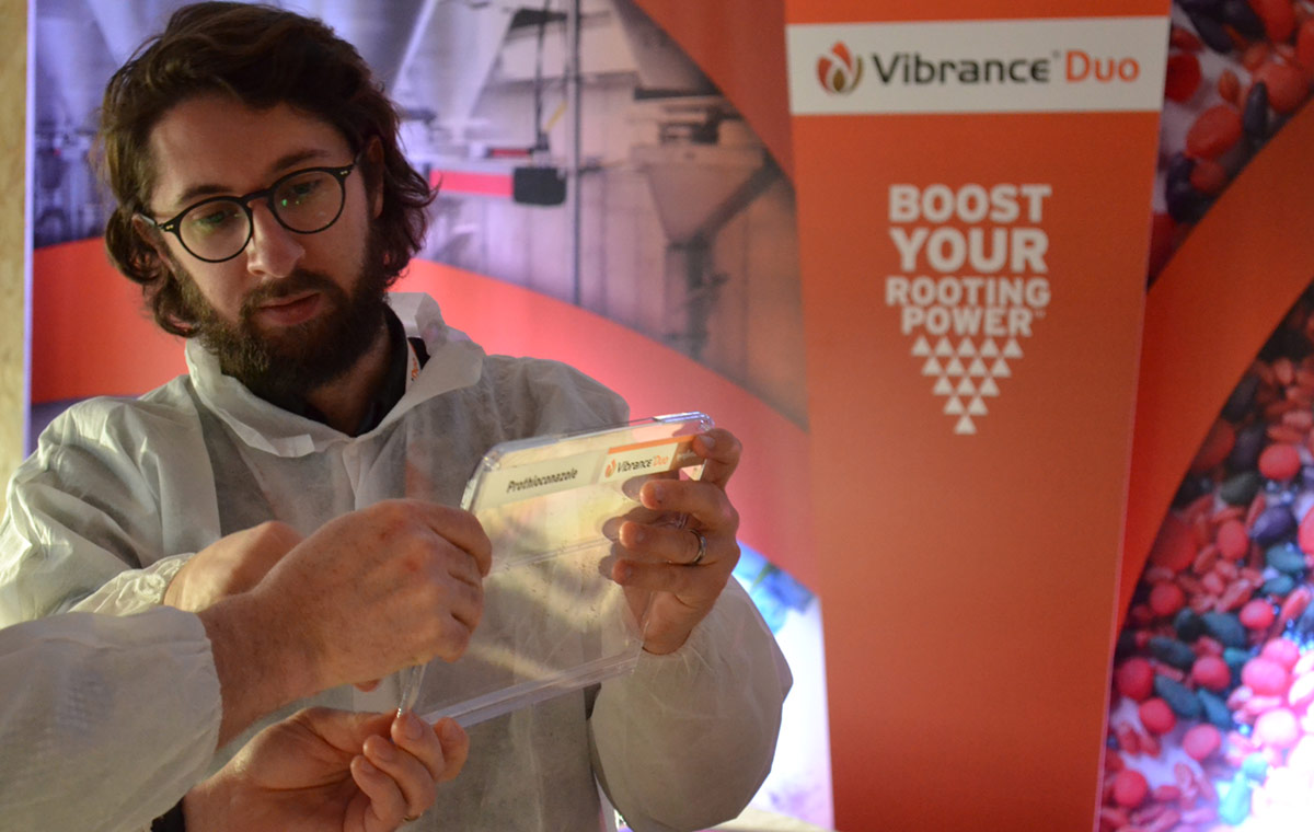 View Syngenta – Vibrance Duo launch