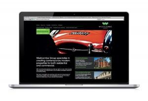 Westcombe Group website 2011