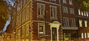 GQ Office, Hospital Club, Covent Garden