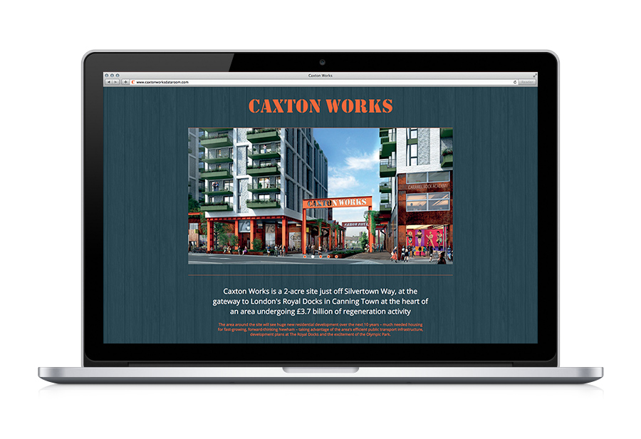 Caxton Works Online Data Room
