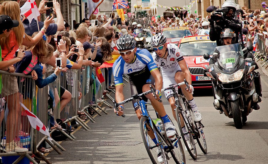 Saffron Walden Tour De France