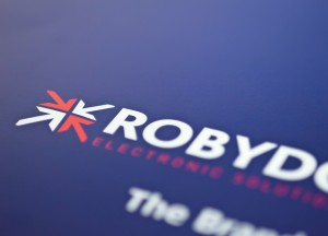 Robydome branding