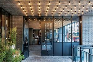 Ace Hotel entrance