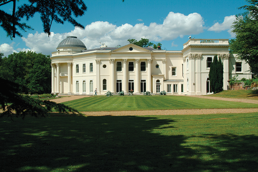 City & Country's Grade I listed Sundridge Park Mansion