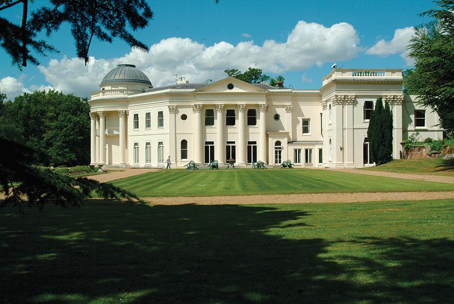City & Country's Grade I listed Sundridge Park Mansion
