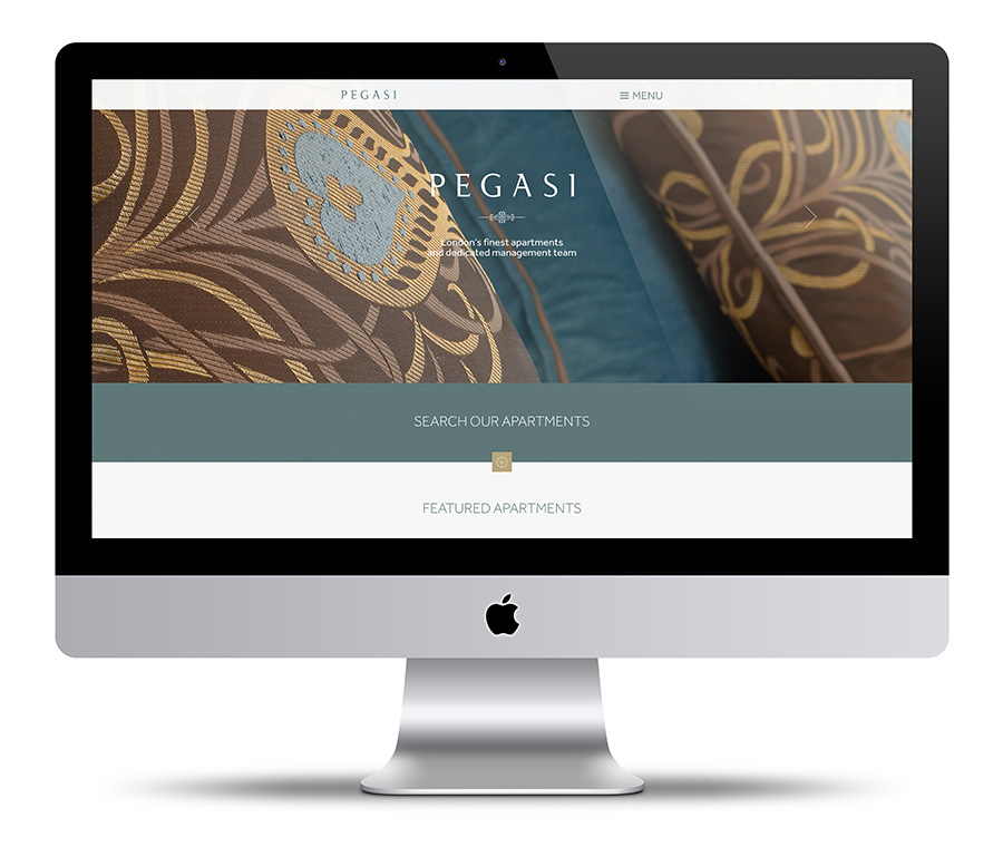 Pegasi Properties website