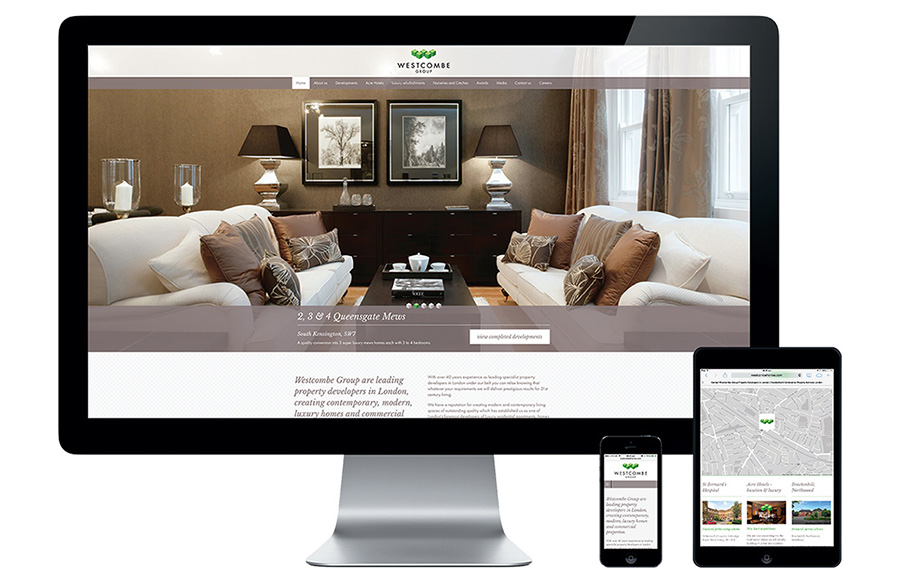 Westcombe Group website
