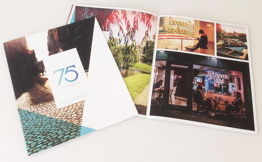 75 New Street brochure