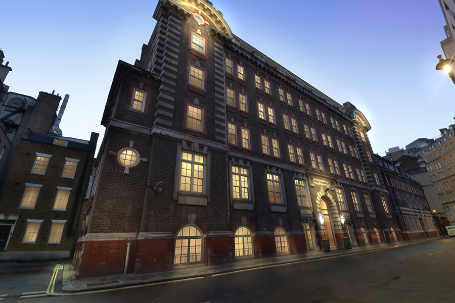 Successful sale of New Scotland Yard