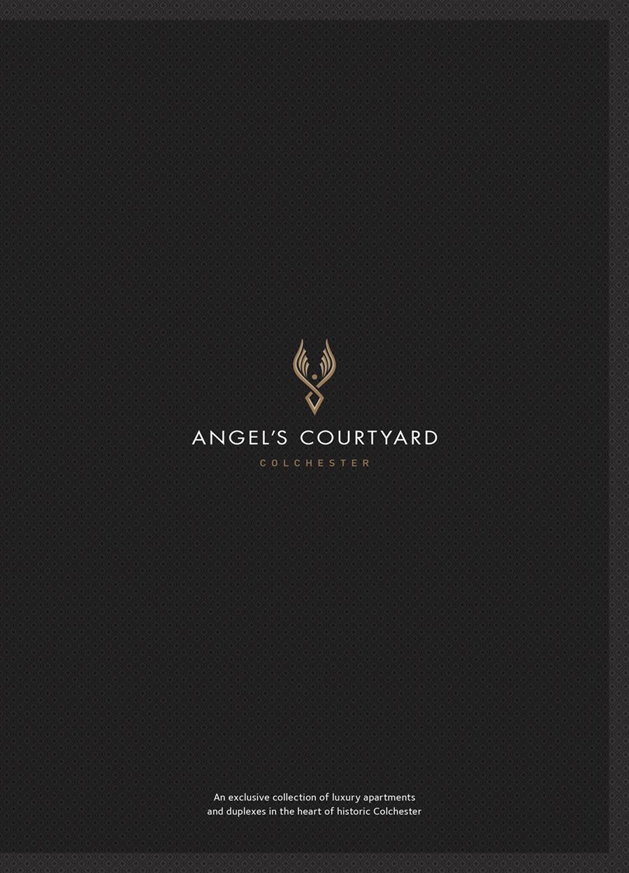 Angel's Courtyard Brochure