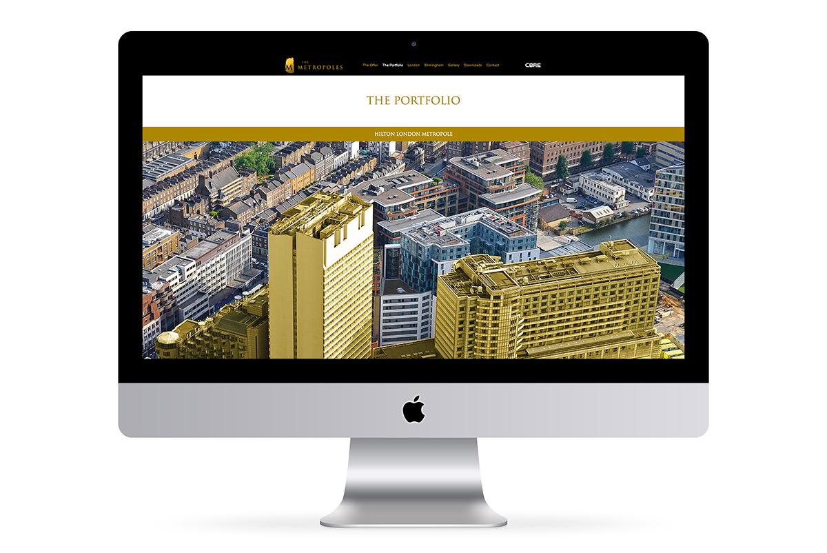 Metropoles website
