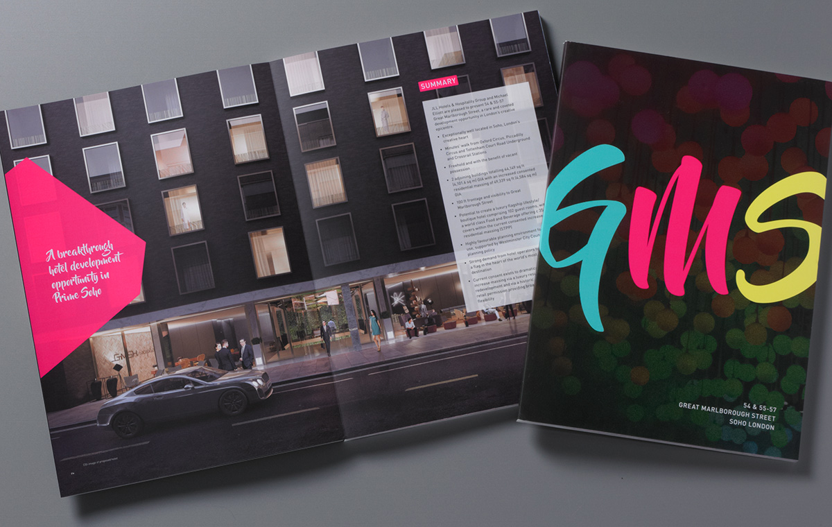 GMS Soho Brochure