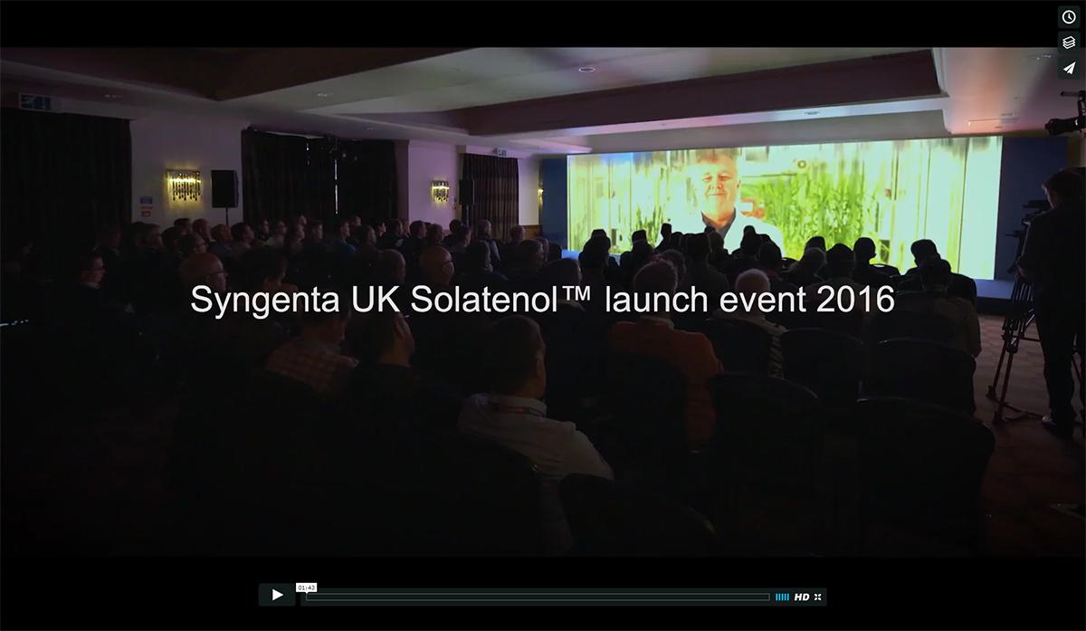 Syngenta UK Solatenol
